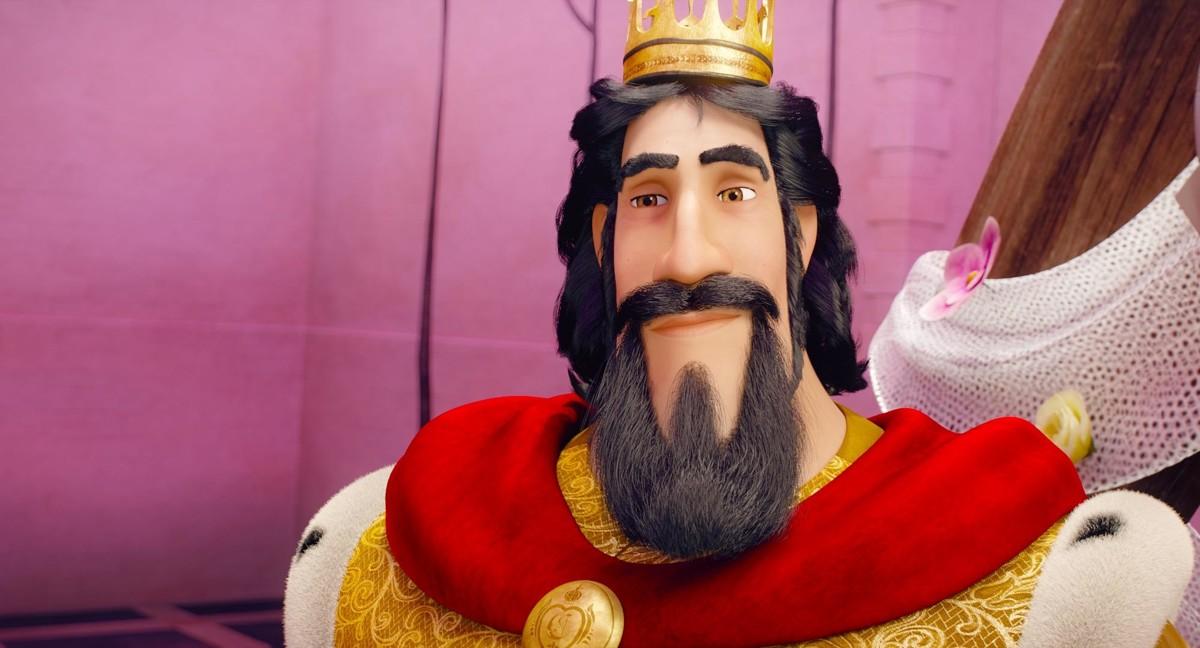 Распрекрасный принц кадр 15