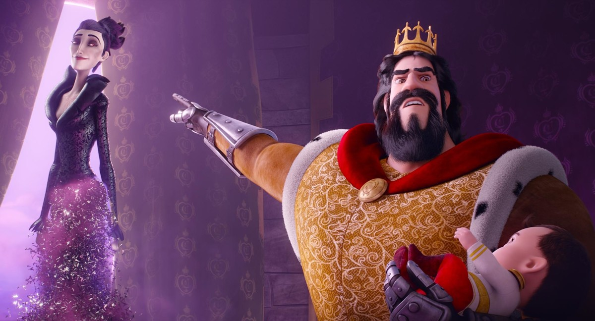 Распрекрасный принц кадр 1