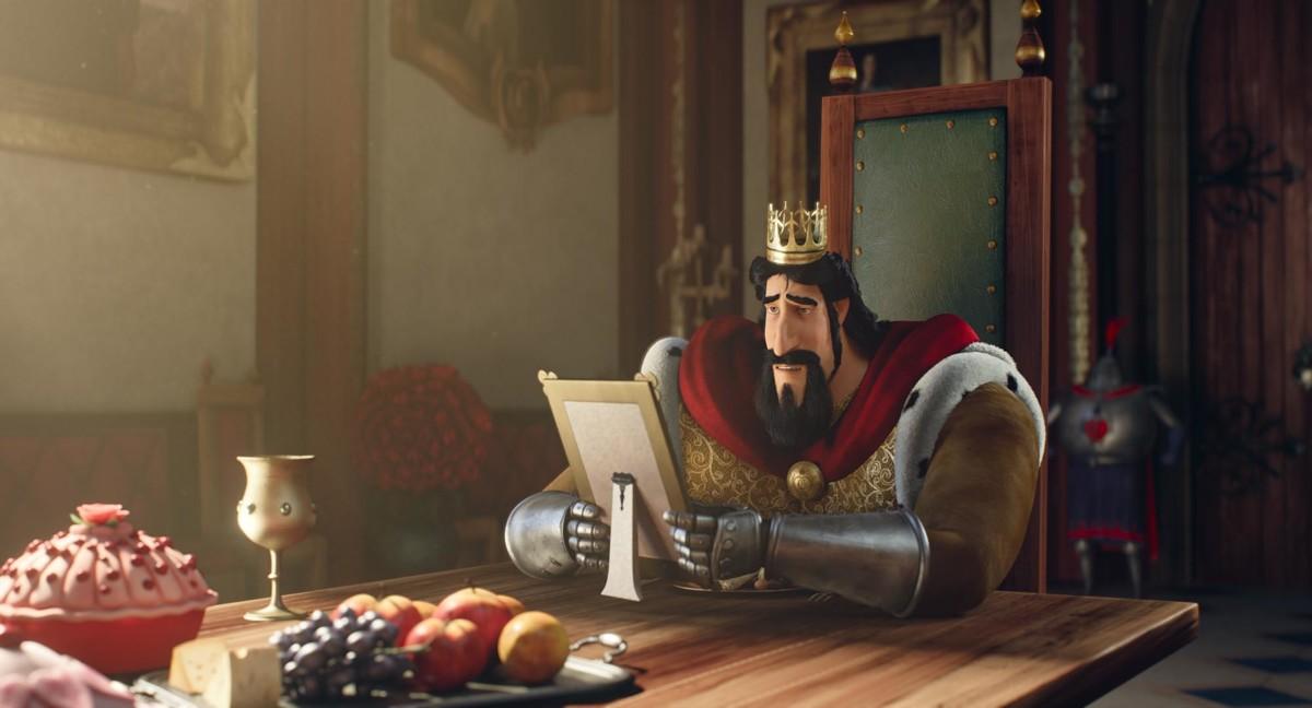 Распрекрасный принц кадр 4