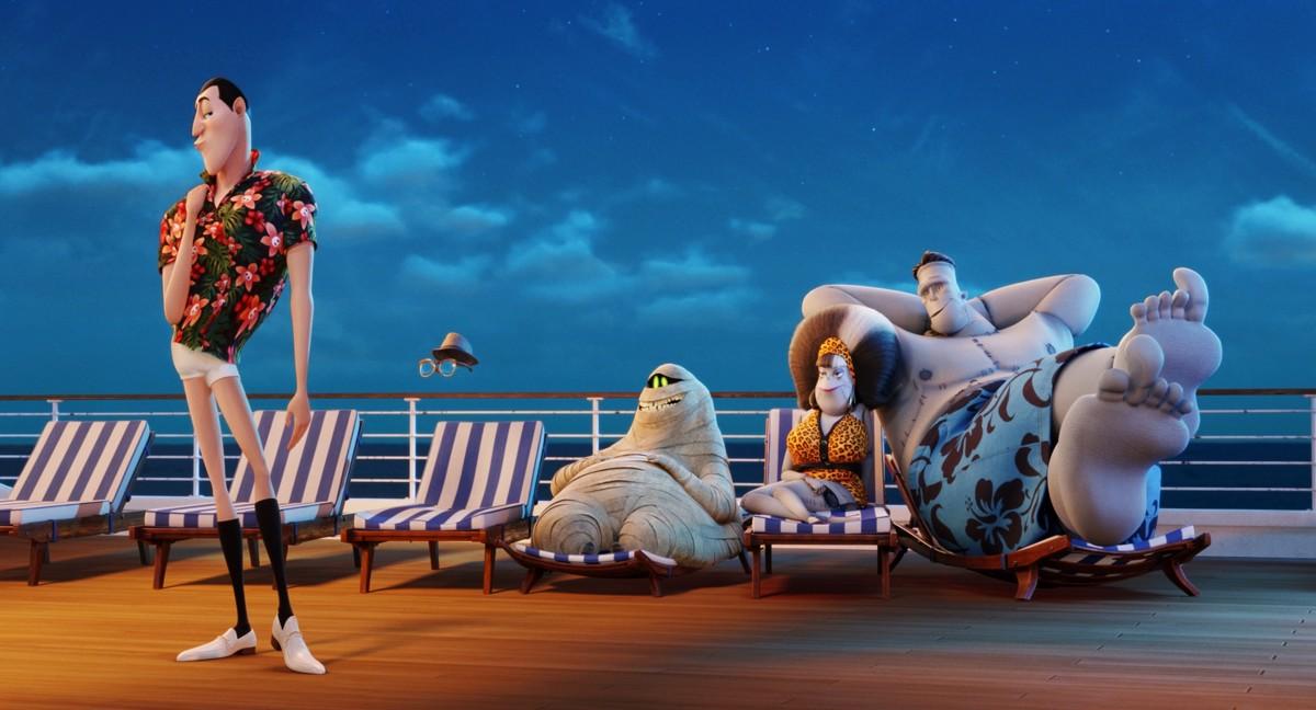 Монстры на каникулах 3: Море зовет кадр 14
