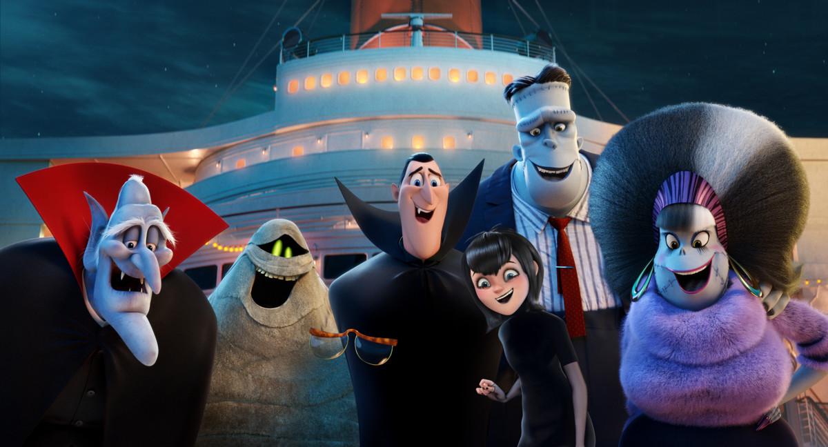 Монстры на каникулах 3: Море зовет кадр 2
