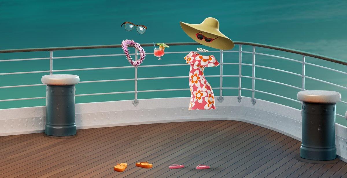 Монстры на каникулах 3: Море зовет кадр 6