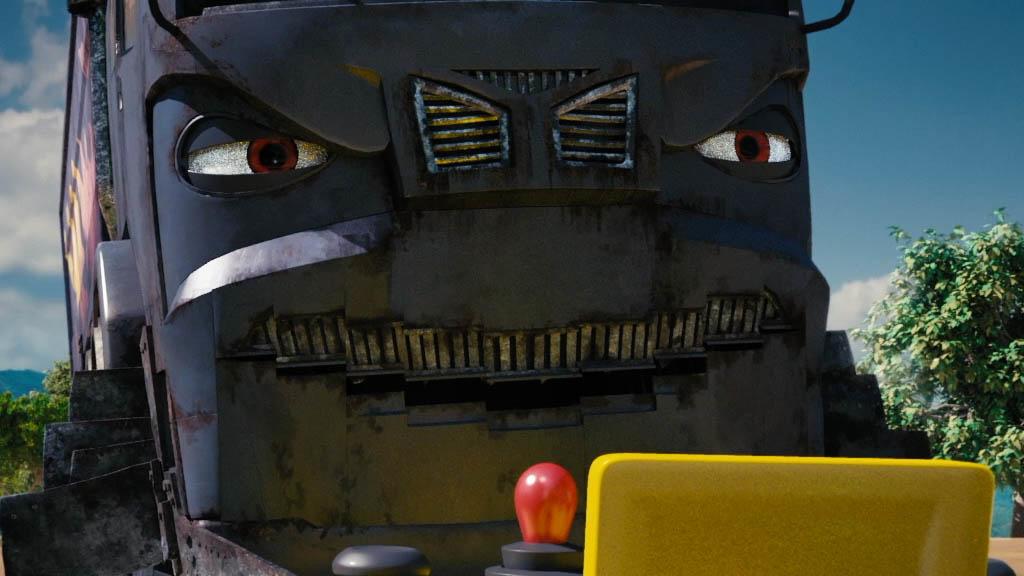 Вилли и крутые тачки кадр 7