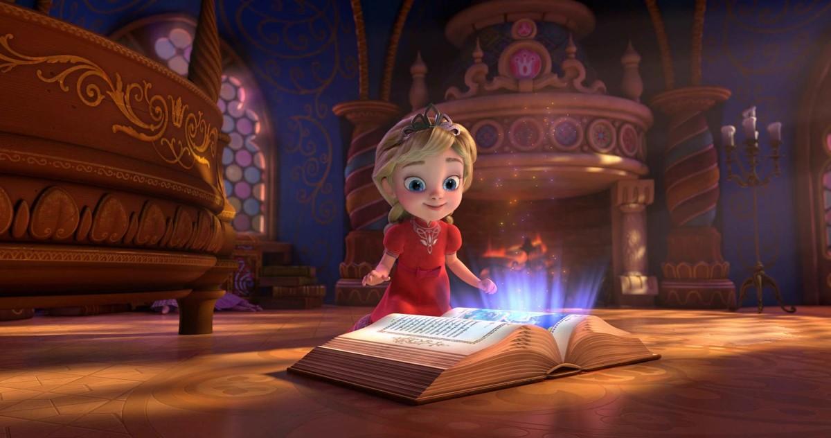 смотреть Принцесса и дракон в кинотеатрах