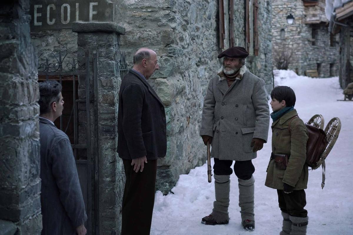 Белль и Себастьян: друзья навек кадр 12