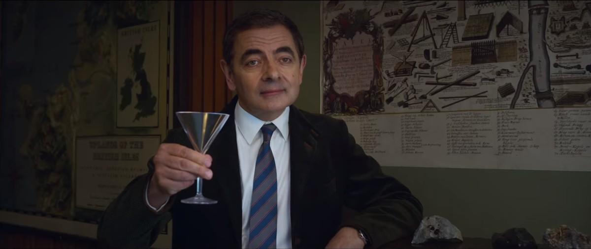 смотреть Агент Джонни Инглиш 3.0 в кинотеатрах