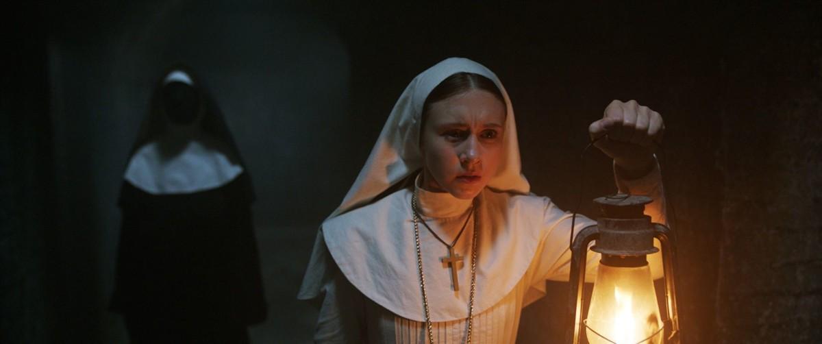 Проклятие монахини кадр 15