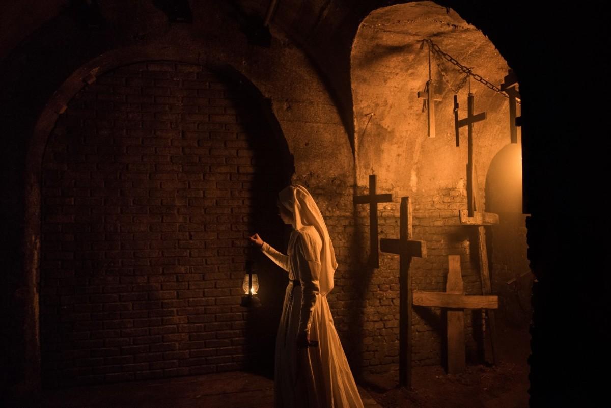 Проклятие монахини кадр 7