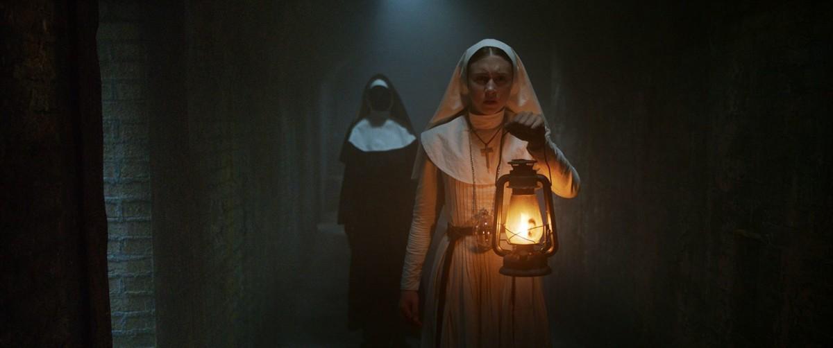 Проклятие монахини кадр 9