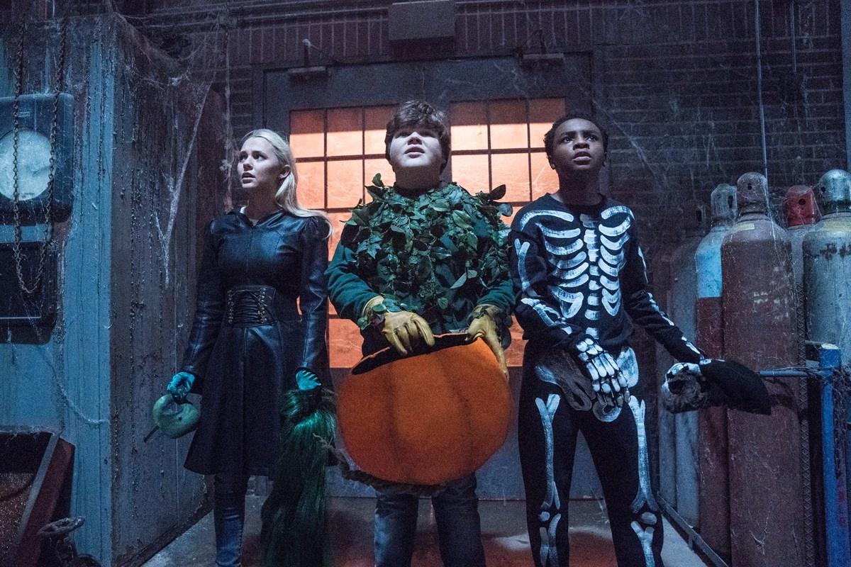 Ужастики 2: Беспокойный Хеллоуин кадр 4