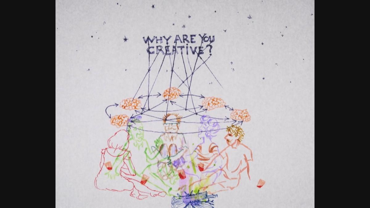 Почему мы креативны? кадр 4