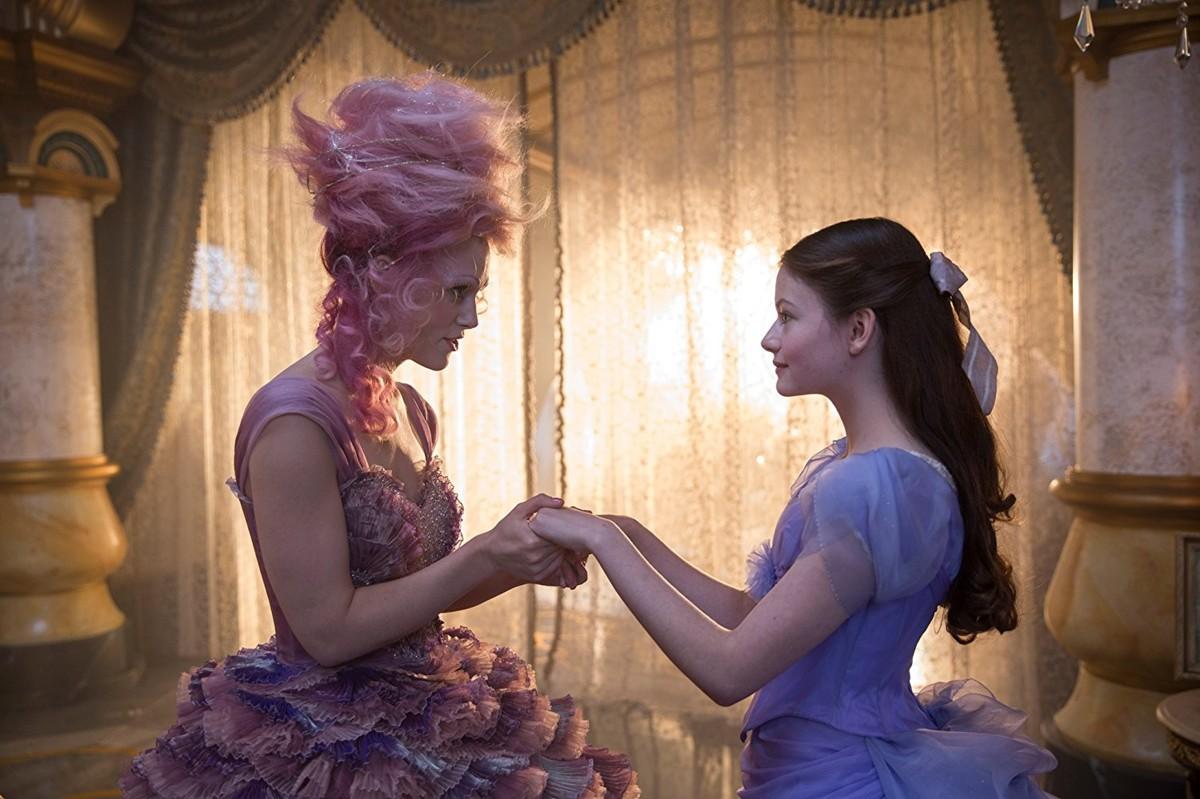 смотреть Щелкунчик и четыре королевства в кинотеатрах Москвы