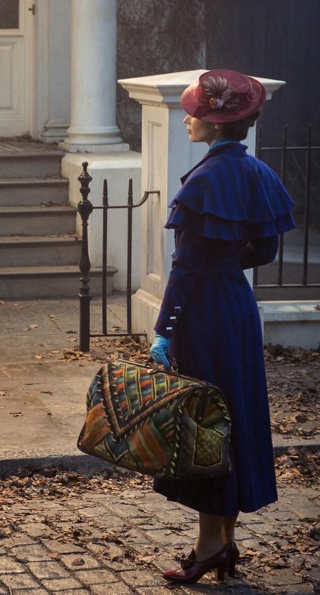 Мэри Поппинс возвращается кадр 8