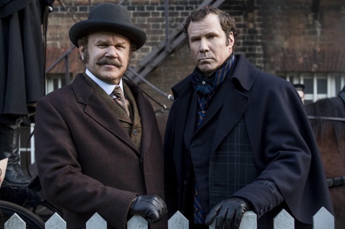 смотреть Холмс & Ватсон в кинотеатрах