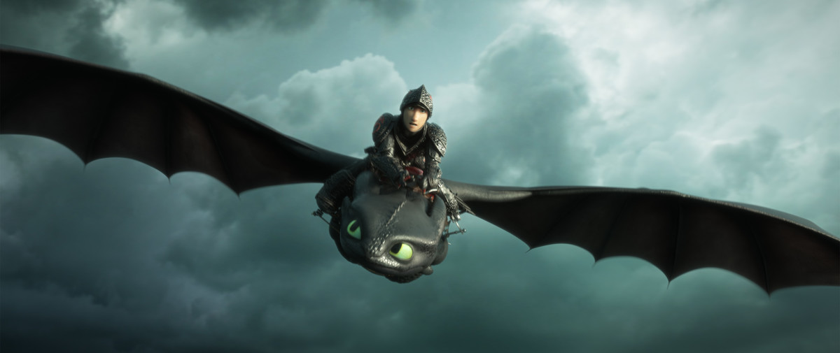 Как приручить дракона 3 кадр 4