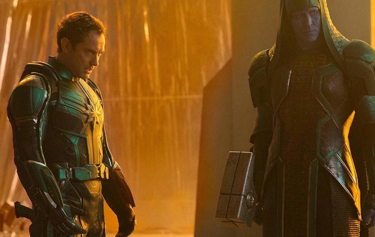 смотреть Капитан Марвел в кинотеатрах Москвы