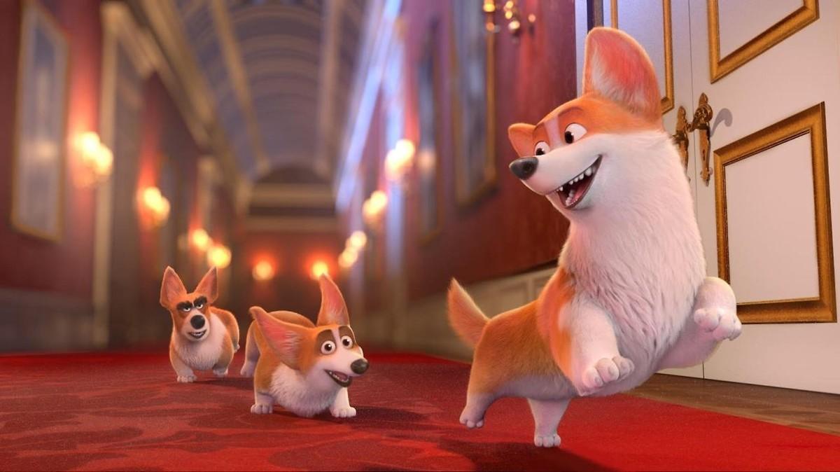 смотреть Королевский корги в кинотеатрах