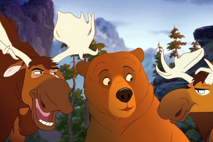 Братец медвежонок кадр 2