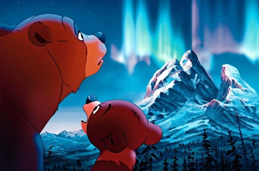 Братец медвежонок кадр 4