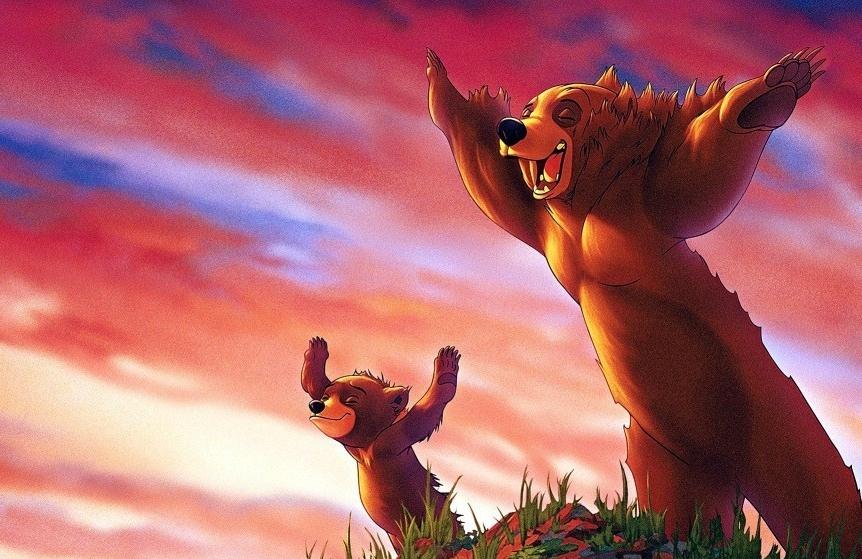 Братец медвежонок кадр 7