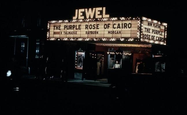 Пурпурная роза Каира кадр 3